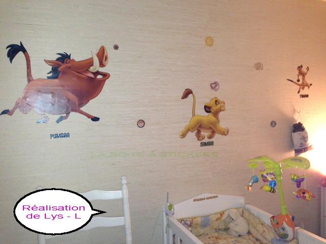 photo stickers muraux xxl