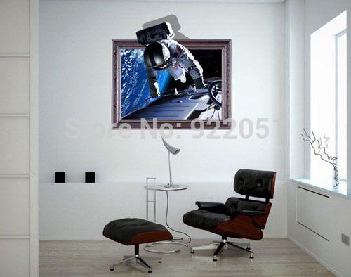 photo stickers muraux 3d pas cher
