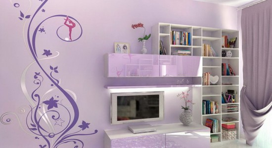 Sticker deco interieur