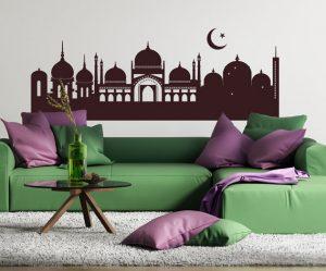 Stickers muraux islam