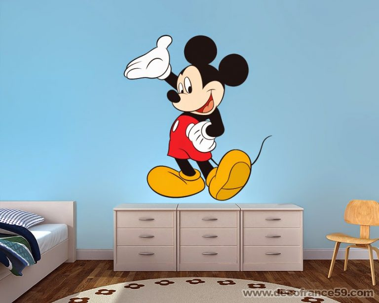 photo stickers muraux disney