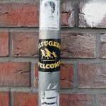 Stickers muraux street art