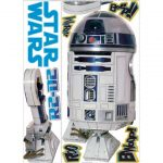 Stickers muraux geant star wars