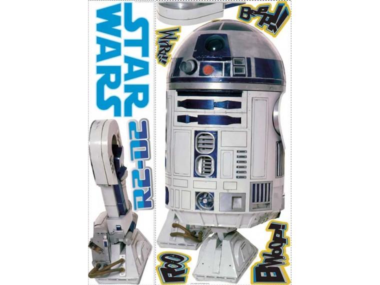Stickers muraux geant star wars