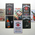Stickers muraux jack daniels