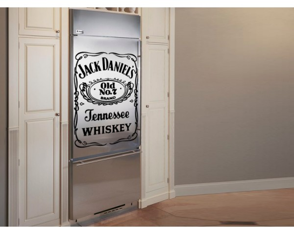 photo stickers muraux jack daniels