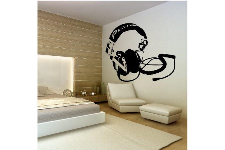 photo stickers muraux musique