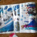 Stickers muraux reine des neiges