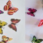 Stickers muraux 3d nisha