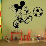 Stickers muraux disney baby