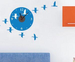 Stickers deco oiseaux