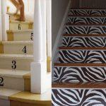 Stickers muraux escalier