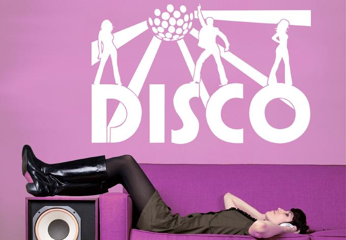 photo stickers deco disco