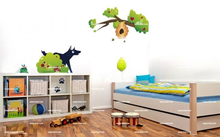 photo stickers deco loup
