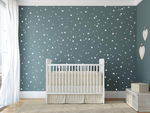 photo stickers muraux étoiles