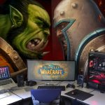Stickers muraux world of warcraft