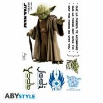 Stickers muraux yoda