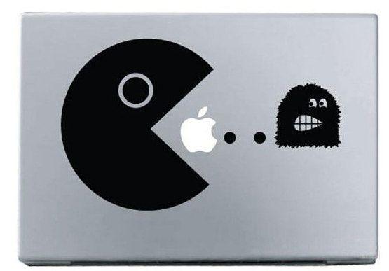 photo sticker deco ordinateur