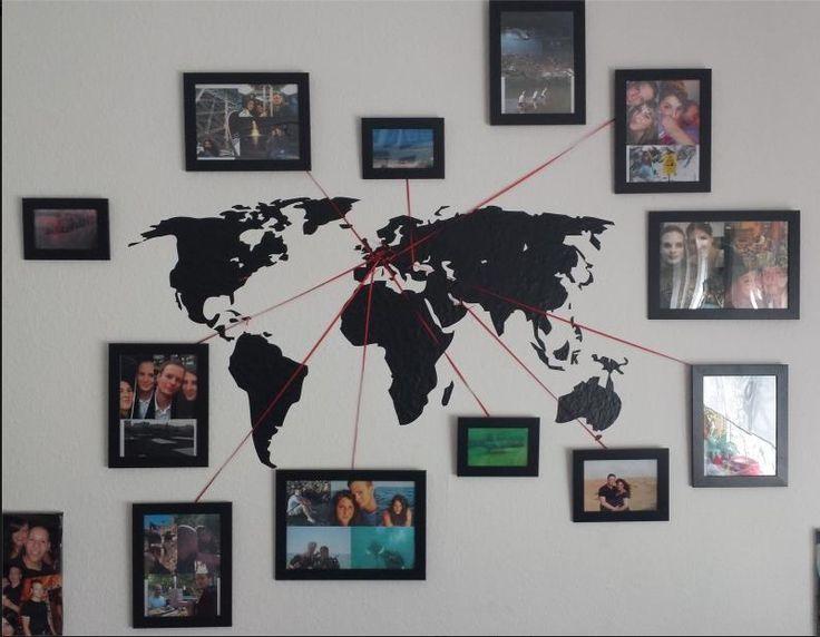 photo deco stickers voyage