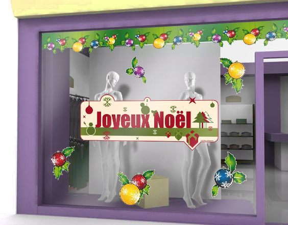 photo stickers deco noel